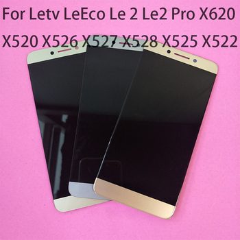 5.5″ For Letv LeEco Le 2 Le2 Pro X520 X526 X527 X620 LCD Display Touch Screen Digitizer Assembly For LeEco X620 LCD