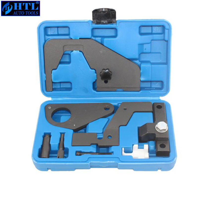 8PCS Engine Camshaft Timing Lock Tool Set For Jaguar /Land Rover Evoque 2.0T /Ford 2.0 SCTi Ecoboost Ti-VCT Mondeo Focus
