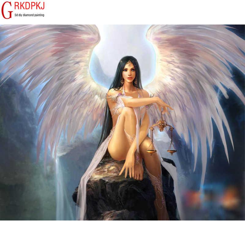 Sexy Angel Art