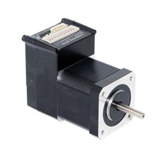 New Leadshine Stepper motor integrated with drives IST1703 working 24VDC NEMA17 output 0.3NM torque 3D printer small CNC parts