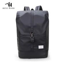 ARCTIC HUNTER 15.6inch Waterproof Laptop Men's bag Sport Travel Business Notebook Male Backpack for Boys Schoolbag Pack Dropship