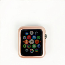 Watch Protect Case injection molding PC frame Cover For Apple Watch