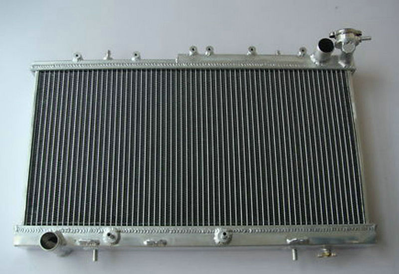High Performance Aluminum Radiator For Nissan 1991 1993 Sentra NX COUPE 1991 1999 200SX 95 98