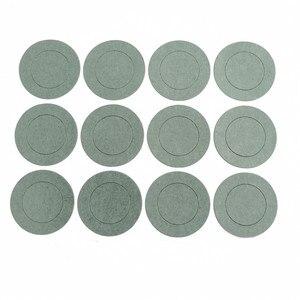 Image 1 - 1000 pcs 1 S Batteria agli ioni di 21700 Li Isolamento Guarnizione Carta Orzo Batteria Delle Cellule Isolante Colla Patch Elettrodo Isolato pastiglie