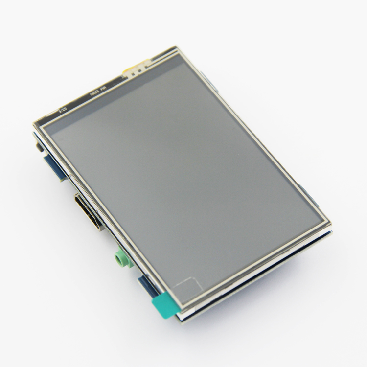 Image 3 - 3.5 inch LCD HDMI USB Touch Screen Real HD 1920x1080 LCD Display Py for Raspberri 3 Model B / Orange Pi (Play Game Video)MPI3508-in LCD Modules from Electronic Components & Supplies