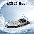 Vaca feliz 777-218 Mini Remote Control RC Racing modelo de barco RC Racing lancha rápida modelo de barco con el paquete Original Kid regalo