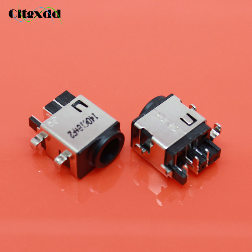 Image 2 - cltgxdd 100pcs Laptop DC Jack For Samsung RV410 RV411 RV420 RV510 RV511 RV515 / NP305V4A NP300E4C NP300E4A NP300V3A NP305E5A-in Connectors from Lights & Lighting