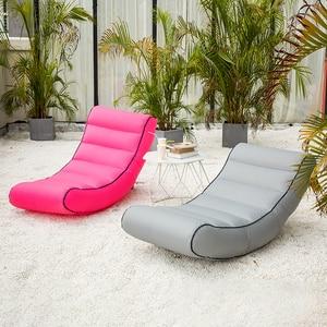 Image 4 - מקורה חיצוני שק שינה מתנפח ספה עבור תיירות קמפינג מזרן חוף תיק עצלן מיטת אוויר מיטת ערסל מחנה חוף כיסא