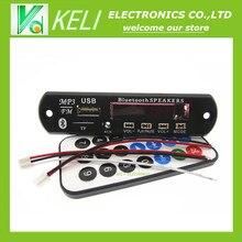 1 компл. USB TF Радио Bluetooth MP3 WMA Декодер Доска 12 В Беспроводной Аудио Модуль для Автомобиля