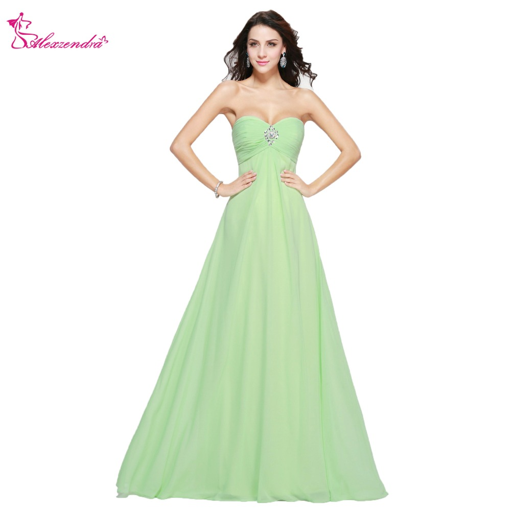 Alexzendra Simple Chiffon A Line   Bridesmaid     Dress   for Wedding Sweetheart Party Gown   Bridesmaids   Gown