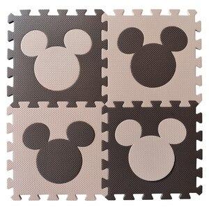 Image 4 - Meitoku bébé EVA mousse puzzle tapis de jeu/cheval de troie imbriqué exercice tapis de sol carreaux, tapis pour enfants, Each32cmX32cm