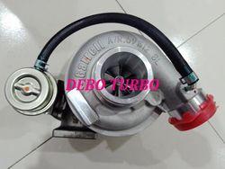 Nowa oryginalna turbosprężarka GARRETT GT17 843881-5003Y do lekkiej ciężarówki JAC HFC4DA 2 8l 80KW