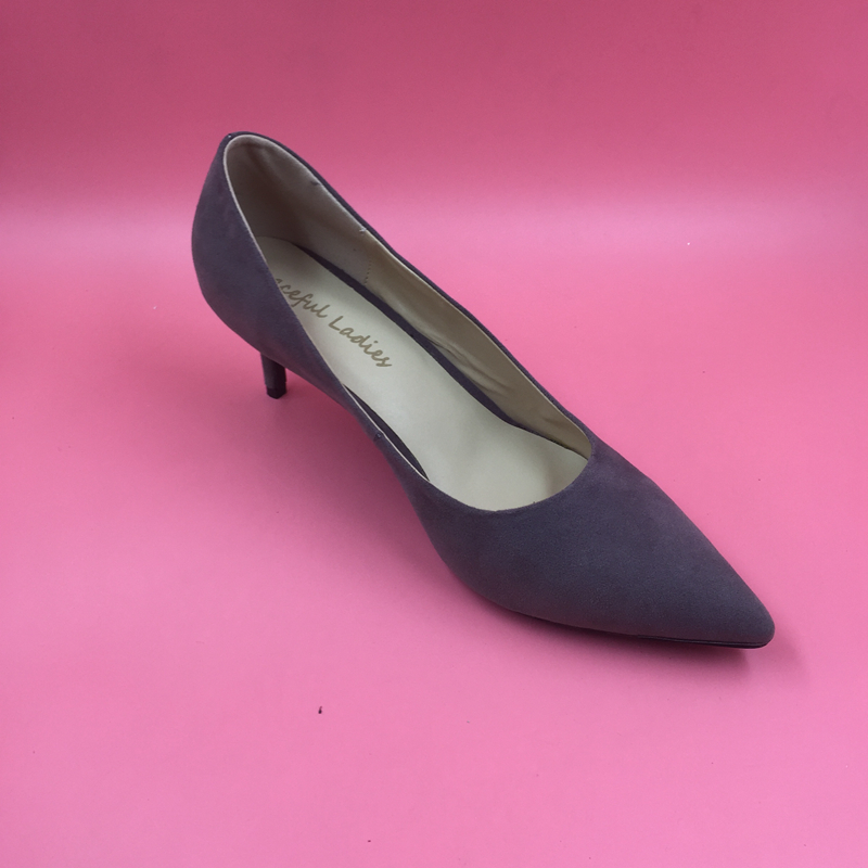 Zapatos Tacon Bajo Baratos