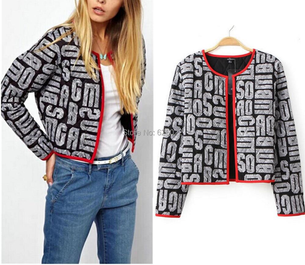 Online Buy Wholesale alphabet cardigan from China alphabet ... : quilted cardigan - Adamdwight.com