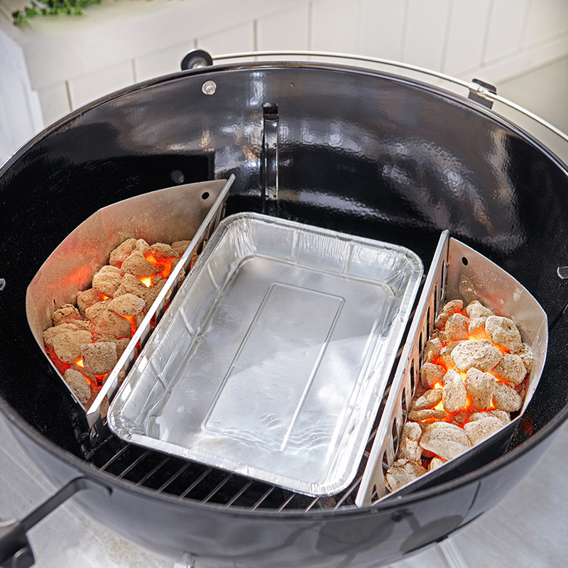 Bbq Tools Disposable Aluminum Drip Pans For Weber Grill