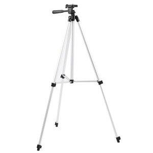 Image 3 - 調整可能な 360 度カメラの三脚射影ブラケットスタンド足場写真プロジェクター拡張プロフェッショナル軽量
