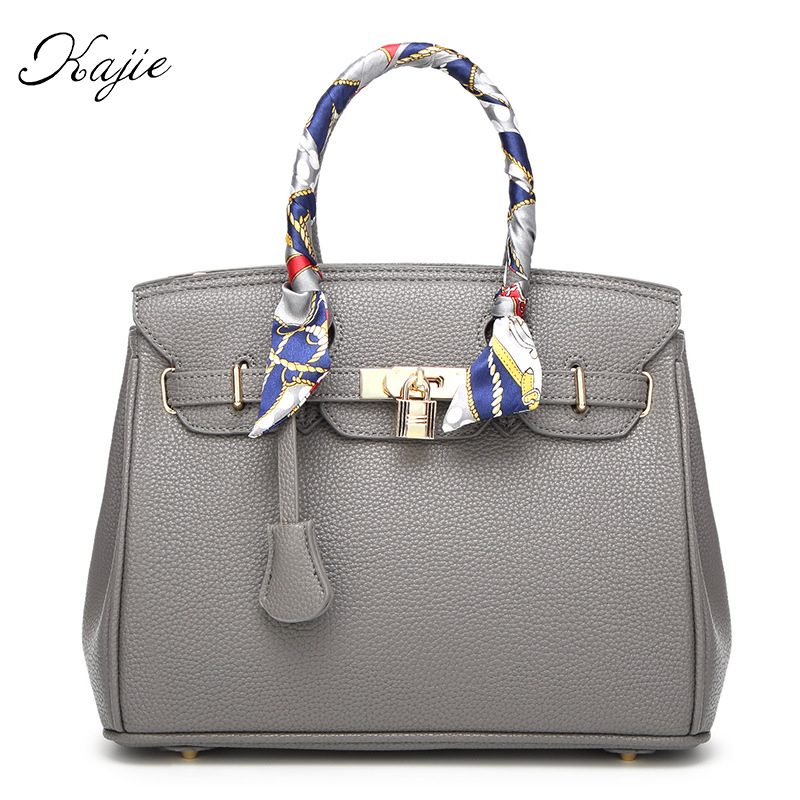 Kajie Woman Bags With Short Handles For Messenger Bag Zipper Edition Package Han