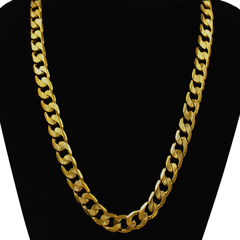 chains snake chunky from men real necklace item for chain jewelry in new herringbone link fine gold wholesale wide necklaces trendy