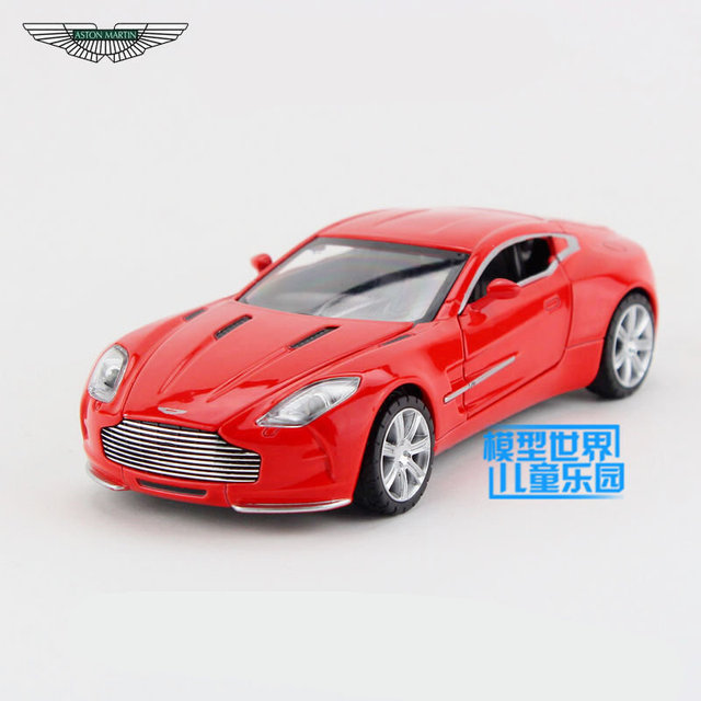 Free Shipping/Diecast Toy Model/1:32 Scale/Aston Martin ONE
