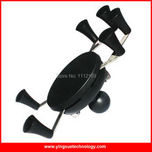 Universal Grip Mount Holder for 4-6 inch Cellphone with 1 Inch Ball