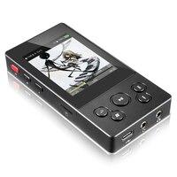 Xduoo X3II 2nd поколения AK4490 Bluetooth 4,0 Портативный HD без потерь Музыкальный плеер DSD128 USB ЦАП и OTG Max 256 г OPA1652