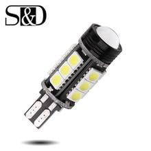 T15 светодиодный Canbus Error Free COB лампы Супер яркий светодиодный 921 912 W16W светодиодный автомобильные лампы для Внешнее освещение 5050 SMD 12В 24В авто