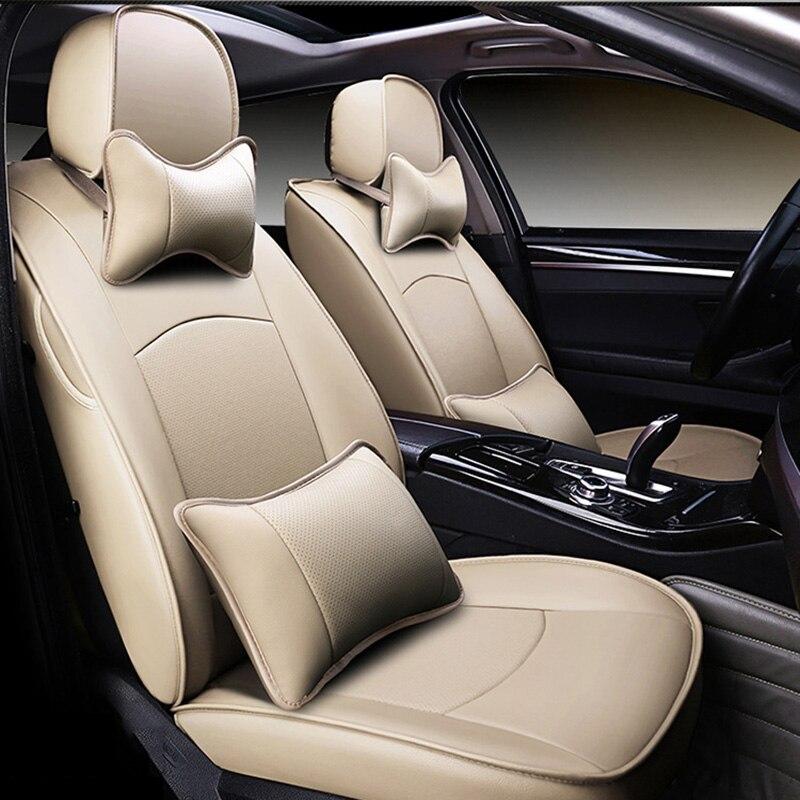Siège de voiture spécial couvre Pour ssangyong action kyron korando rexton voiture housse de siège De Voiture siège protecteur