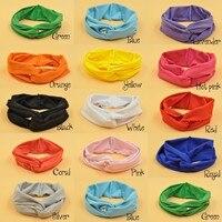 10pcs Pack Soft KnotHeadband Twisted Headband Turban Headband
