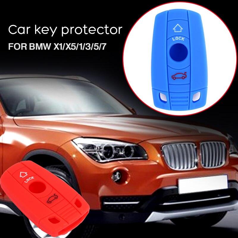 Силиконовый протектор не Defrmation дистанционного Fob крышка автомобильный Силиконовый Футляр для ключей Автомобильный ключ оболочки Гибкая крышка