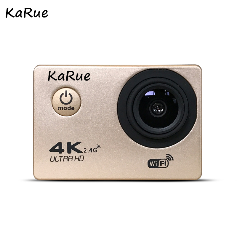 KaRue J7000RSport Action Camera Ultra HD 4K WiFi 1080P 150D 2.0 inch Screen Waterproof Bike Helmet Cam Mini Outdoor camera