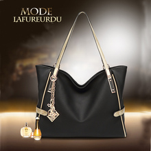 Large Capacity Tassel Tote Bag Women Soft Leather Ladies Handbag Crossbody Messenger Bags Female Purse Shoulder Bag FIGHT SKY 3 sets handbag women composite bag female large capacity tote messenger bag fashion shoulder crossbody bag small purse card bags