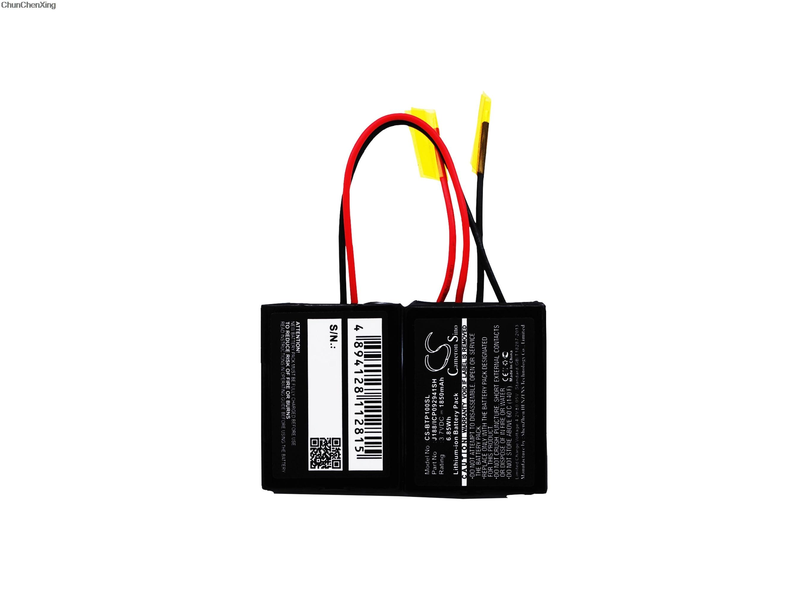 Batterie 3060mAh type 707-00008-00B 85713-00 Pour Trimble Juno 3 3B 3A