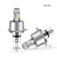 Kit 12V e 24V Led Plus H4 H7 H11 H8 Hb3 Hb4 9012 Foco Top 18000lm Lampada Led Automotivo