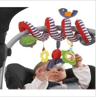 Freee shipping baby <font><b>toy</b></font> for 0~12 month baby bed rattles Mothecare bed <font><b>toy</b></font> <font><b>mama</b></font>&<font><b>papa</b></font> brand Bed hanging rattles BB device Teether image