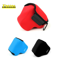 Neoprene Soft Shockproof Camera Bag Case For Leica V LUX TYP 114 Portable Camera Cover Protective