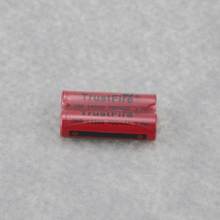 20pcs/lot TrustFire IMR 14500 700mAh 3.7V Rechargeable Lithium Battery Power Batteries Output 5A For E-cigarette Flashlights