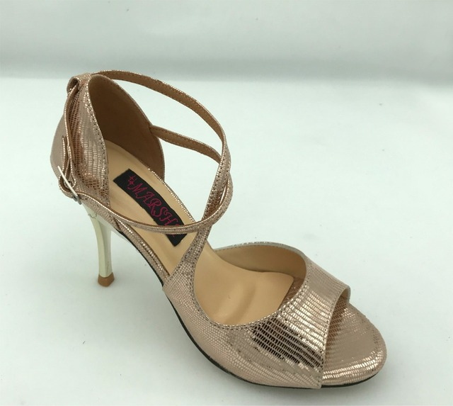 Comfortable and Fashional Argentina Tango Dance Shoes Party Shoes Wedding  Shoes leather outsole T6291LGL 4ffeb1b2ecbb