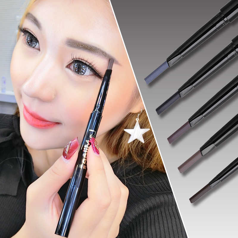 LAMILEE מותג גבות עט עמיד עמיד למים גבות קעקוע עט טבעי לאורך זמן צבע גבות Enhancer לצבוע גוון עט איפור