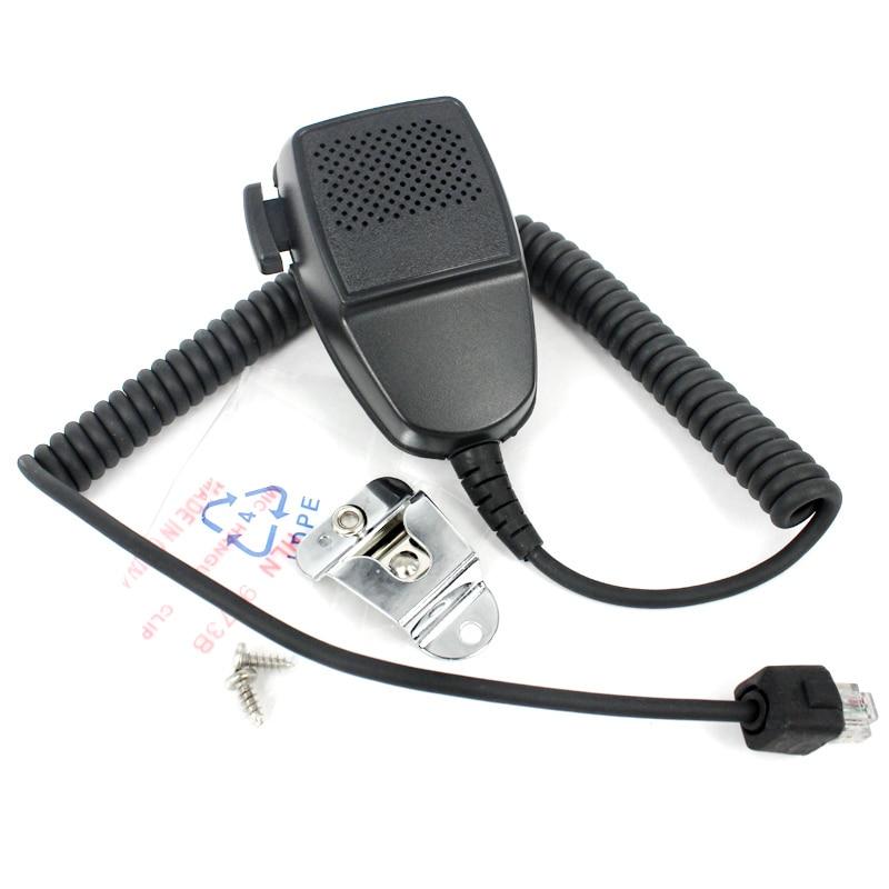 Hot Sale] Radio 8 pin Speaker Mic Hand Microphone For