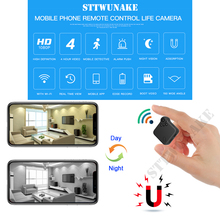 STTWUNAKE mini IP camera 1080P HD wifi micro cam Night Vision Wireless Small Car Camcorder hidden Baby Monitor Video recorder купить недорого в Москве