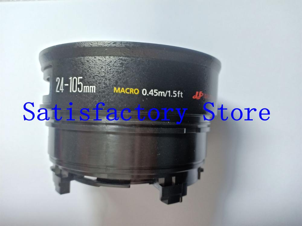 New Barrel Ring Focusing Window For Canon EF 24 105mm 24 105 F4 ASSY IS Lens