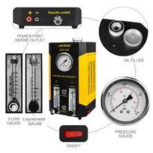 Autool détecteur de fumée et de fuite pour voiture et camion, système EVAP, nouvelle génération 2020, SDT206, version mise à jour de SDT 206