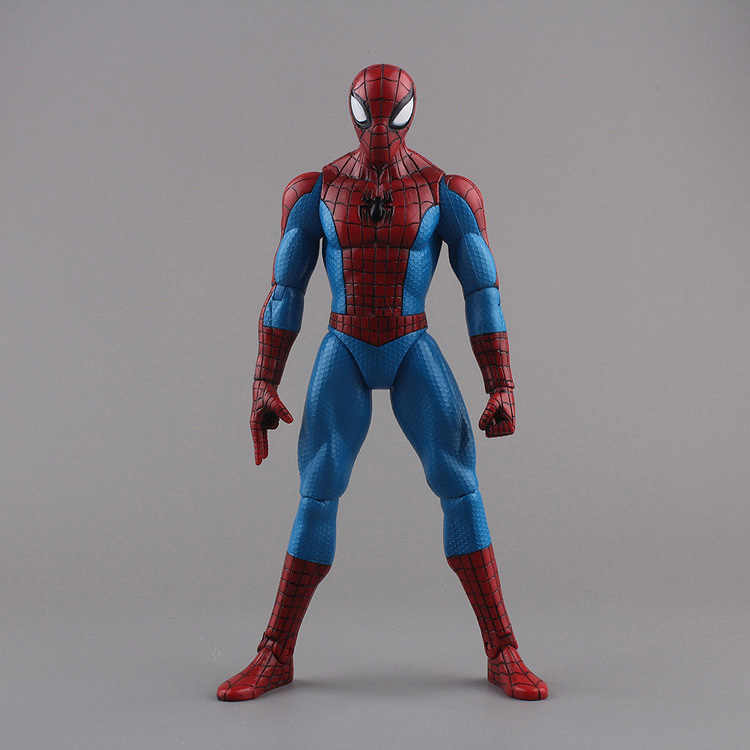 "Spiderman Giocattoli Marvel Superhero The Amazing Spider Man Action PVC Figure Da Collezione Model Toy 8 ""20 cm"