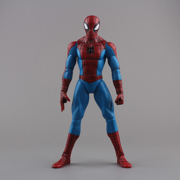 amazing toys Spiderman Toys Marvel Superhero The Amazing Spider Man PVC Action Figure Collectible Model Toy 8 20cm
