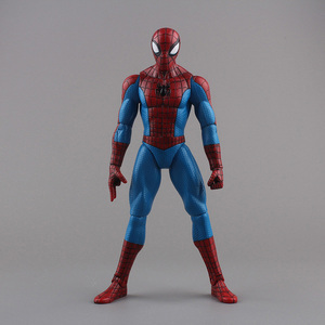 """Image 1 - Spiderman Toys  Superhero The Amazing Spider Man PVC Action Figure Collectible Model Toy 8"""" 20cm"""