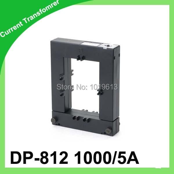 Transformateur de courant de haute précision transformateur de courant alternatif DP-812 2000/5A