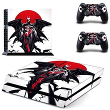 Harley Quinn Joker Batman Superman PS4 Skin Sticker Decal Vinyl for Sony Playstation 4 Console and Controller PS4 Skin Sticker
