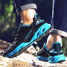 Новинка; сверхлегкие мужские кроссовки высокого качества; уличные дышащие кеды из сетчатого материала; унисекс; женские кроссовки; треккинговые кроссовки