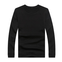 Plus size 8XL 7X 6XL 5XL 4XL 2017 new High quality Brands New Winter Men's O-Neck Sweater Jumpers pullover sweater men brand