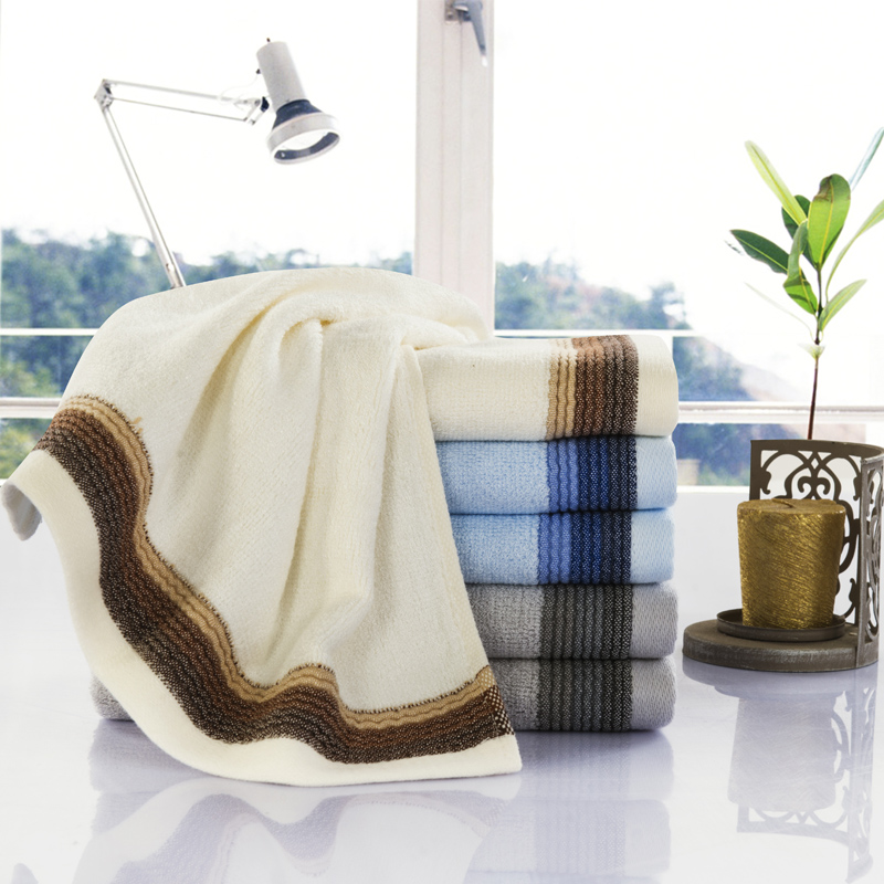 High Quality Bamboo Towels For Adults Bathroom Face Hair Golf Cooling Bamboo Towel On Sale High